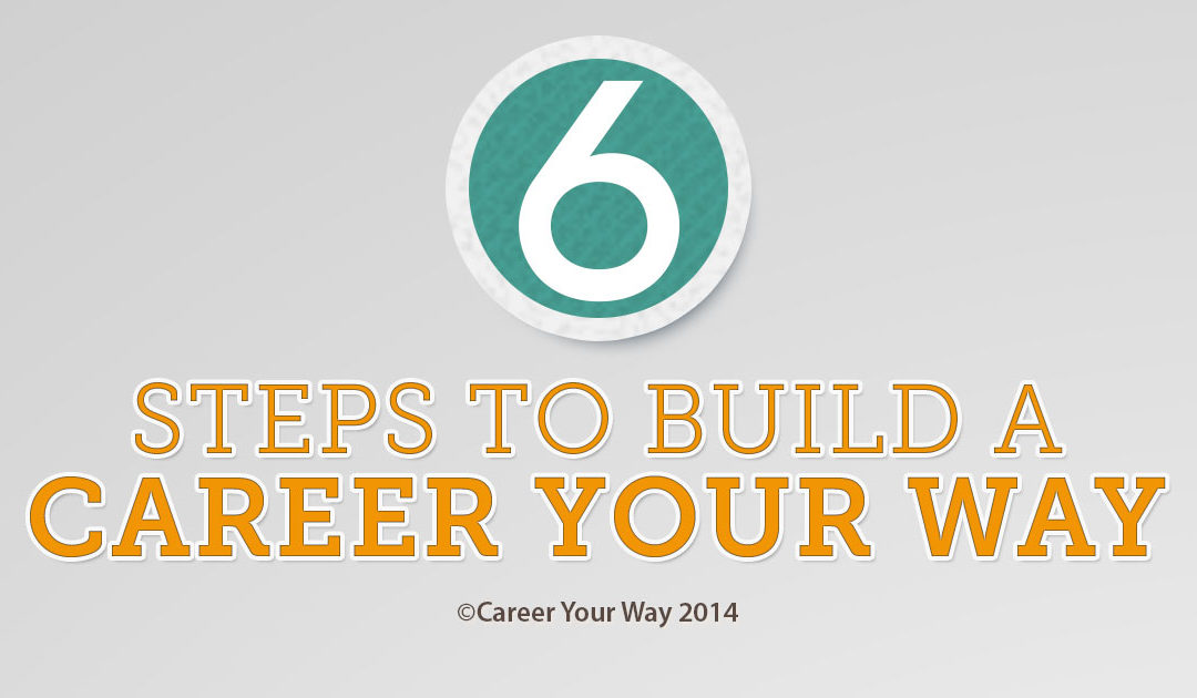 6 Steps to Build A Career Your Way