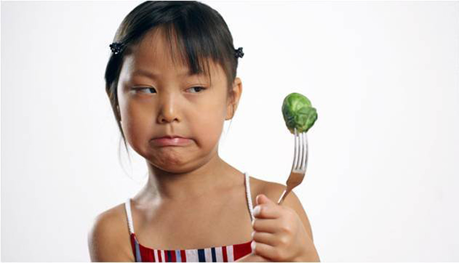 Food for Thought : Brussel Sprouts and Politics